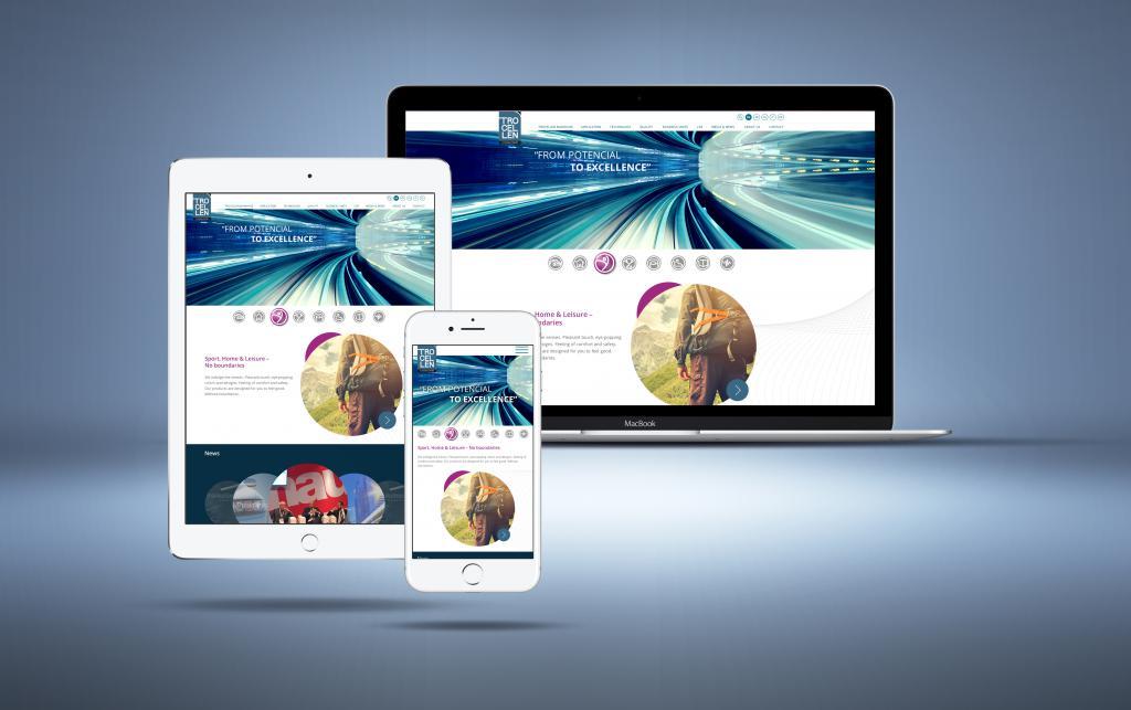 WordPress weboldal egy multi cég részére