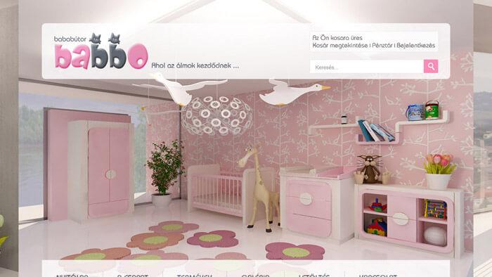 Babbo - minőségi magyar gyermek bútor gyártás d4a660b6a2