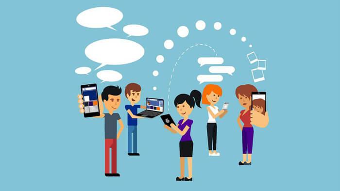 A közösségi média kommunikáció alapeleme a hashtag