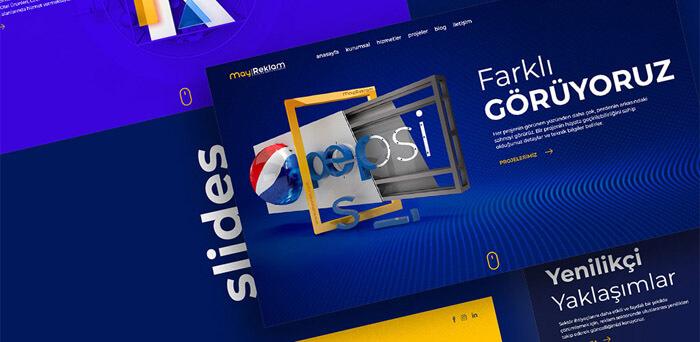 3D a webdesign-ban